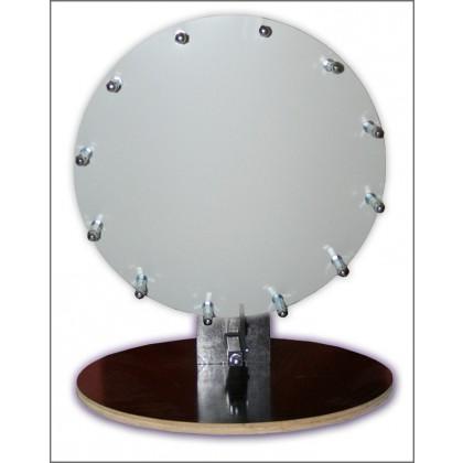 Tisch - Glücksrad 50 cm Durchmesser unbedruckt