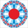Glücksrad mit Logo kaufen 82